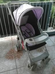 Carrinho de bebé Galzerano Novo