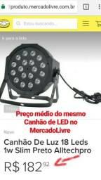 Canhões de LED