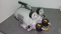 Bomba de Vácuo e Compressor