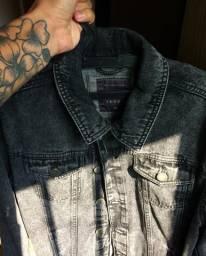 Jaqueta jeans black