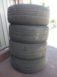4 pneus pirelli 205/55/16
