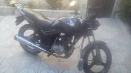 Vendo cg fan ks 125 2010 - 2010