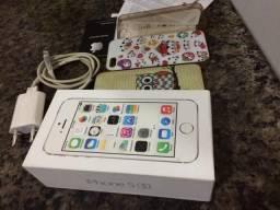 Vendo ou troco IPhone 5s 16g