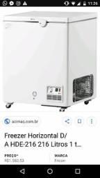 Vendo Freezer horizontal FRICON 216 litros