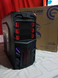 Pc core i5 8gb gts 250 500gb hd 430 fonte corsair 12x no cartao