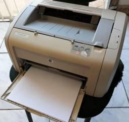 Impressora Hp Laserjet 1018 Com Toner