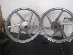 Rodas de Liga Yamaha YBR