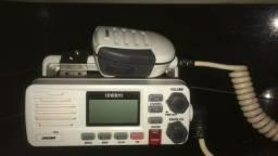 Rádio Vhf Dig. Marítimo Uniden Solara D Um380