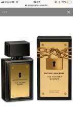 Perfume Barbada Golden Secret 200 Ml