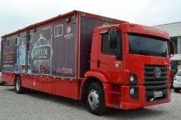 Motorhome caminhão de rodeio Volkswagen 13.180 ano 2011 - 2011