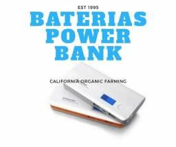 Carregador Portátil Power Bank