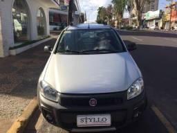 Fiat Strada hard working cs 1.4 2017 - 2017