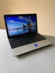 Notebook acer i3,8gb,500hd,tela 15.6