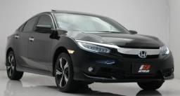 Honda Civic Touring 2018 Impecável ! - 2018