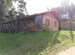 Chacará com casa colonial - Domingos Martins