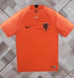 Camisa Nike Holanda 2018 original