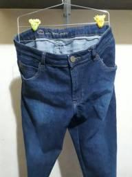 Calça jeans masc 44 Nova