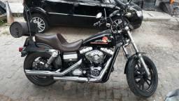 Harley Davidson Dyna Super Glide - 2008 comprar usado  Rio de Janeiro