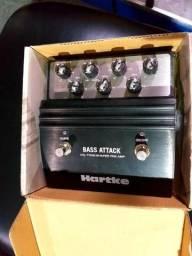 Pedal hartke bass attack
