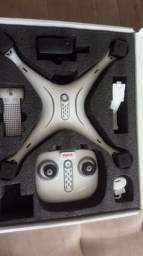 Drone Syma X8 Pro com Gps Fpv visualização Tempo Real Altitude Holder