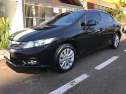 Civic LXS 1.8 16v 2012/2012 - 2012