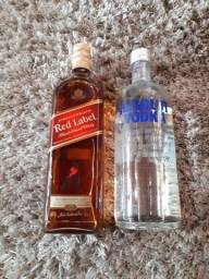Absolut e Red Label