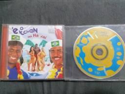 CDs do É o Tchan