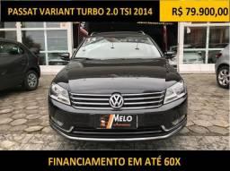 Passat Variant Turbo 2.0 TSI 2014 - 2014