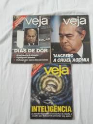 Revistas Tancredo Neves de 1985