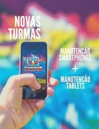 Curso de manutenção em celular e tablet