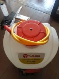 Pulverizador costal motorizado Yamaho