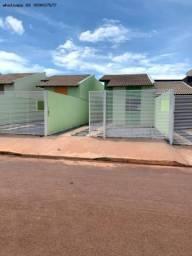 Casa para Venda em Várzea Grande, Paiaguas, 2 dormitórios, 1 banheiro, 3 vagas