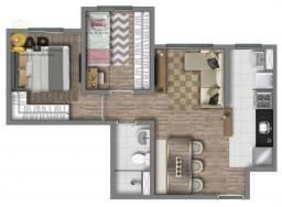 Apartamento à venda, 43 m² por R$ 199.000,00 - Jardim Monte Alegre - Taboão da Serra/SP