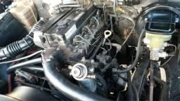 Silverado diesel 4cc super inteira - 1997