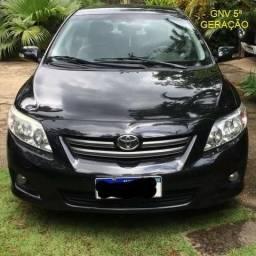 Corolla 2010 gnv 5ª geração - 2010