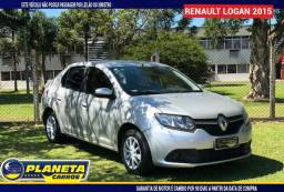 Carro para Aplicativo!! Renault Logan Exp 1.6 2015 - 2015