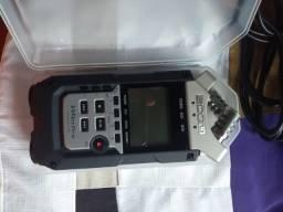 Gravador H4N PRO zoom + kit
