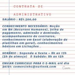 Emprego - enviar CV por email