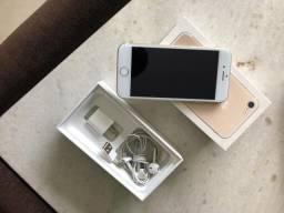 Só vendo! iPhone 7 32gb Gold