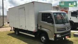 Volks 6.160 Baú Delivery Parcelado - 2017