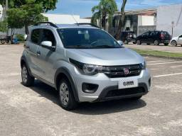 FIAT MOBI WAY 18/19, completo, DVD - 2019