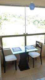 Apartamento no Buritis, 2 quartos, suíte e varanda fechada, direto c/ o proprietário
