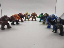 Hulk/ Thanos / groot/ venon Lego De Montar Marvel Dc Vingadores Guerra Civil