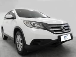 Honda CR-V 2.0 CRV Lx Blindado 2012 Completo