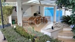 Sobrado com 3 dormitórios à venda, 209 m² por R$ 800.000,00 - Chácaras Alto da Glória - Go