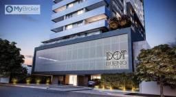 Apartamento com 3 dormitórios à venda, 117 m² por R$ 740.000,00 - Setor Bueno - Goiânia/GO