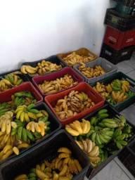 Banana maçã de primeira
