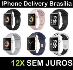 Apple Watch ( 12X Sem Juros + Nota Fiscal ) 3 4 5 6