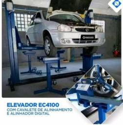 Elevacar Elevador Automotivo