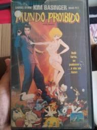 VHS O mundo proibido